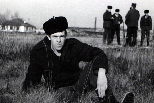 Александр Новиков в тюрьме