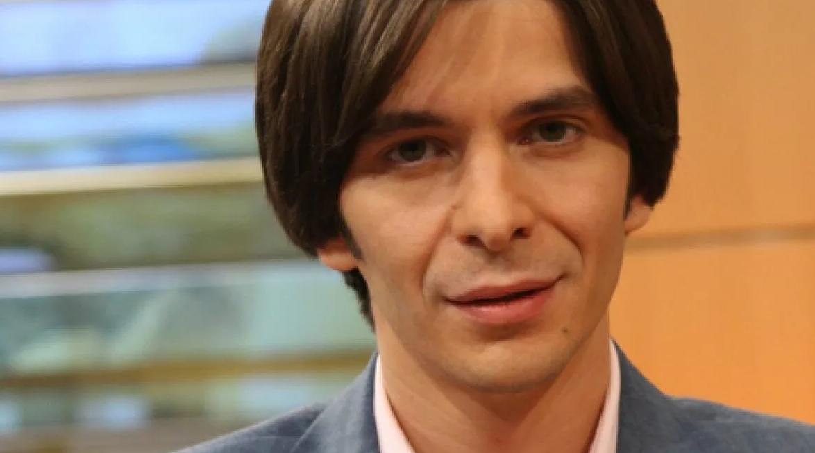 Андрей Курпатов в молодости