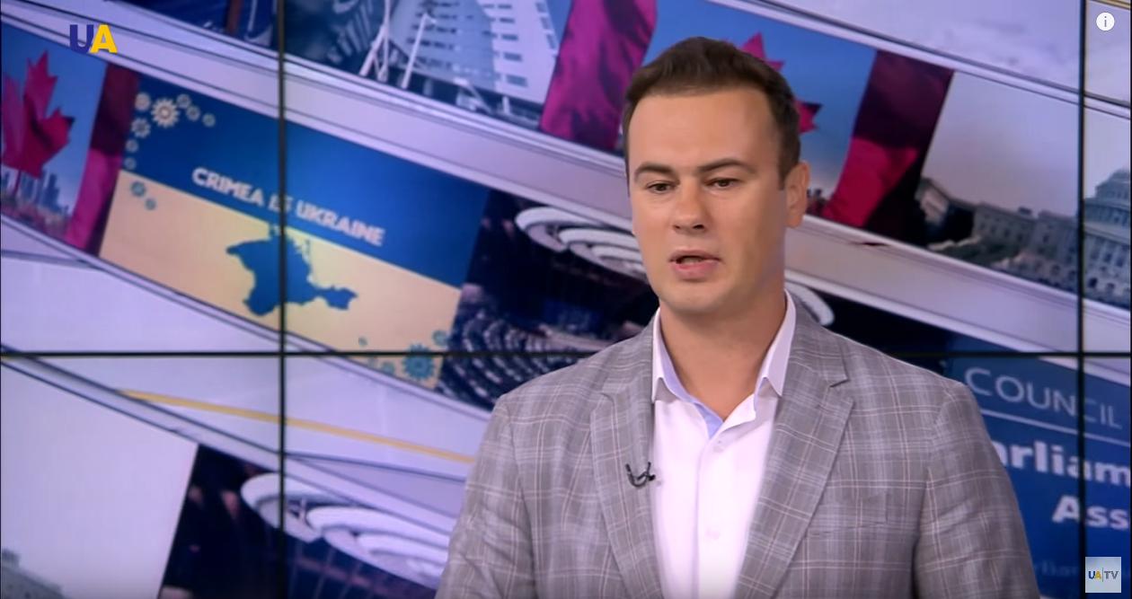 Максим Яли: