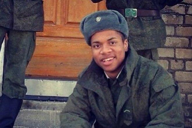 Жак Энтони в армии