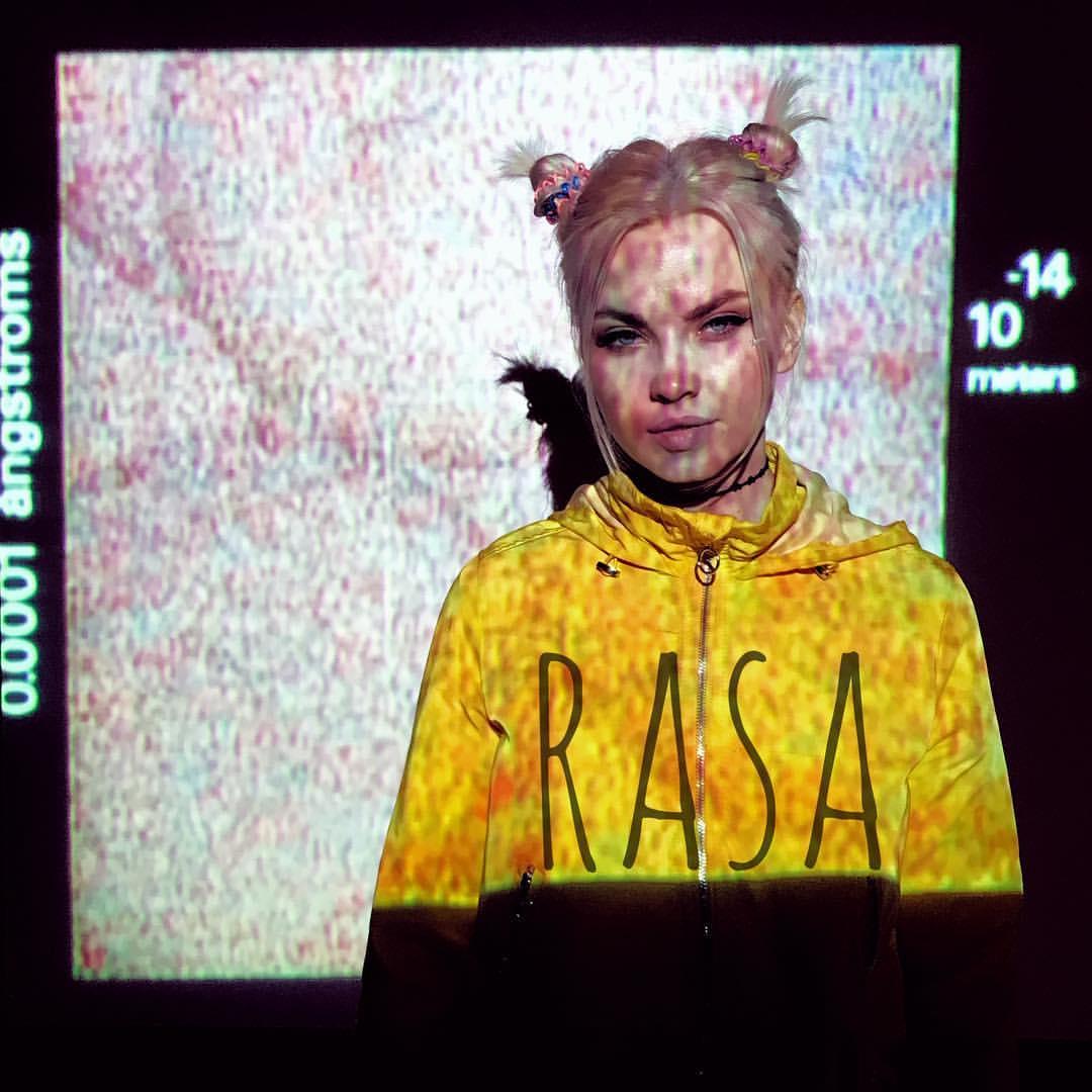 Дарья Шейко из группы RASA
