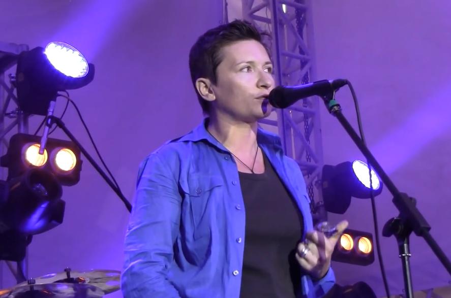 Арбенина в Киеве извинилась за российских коллег