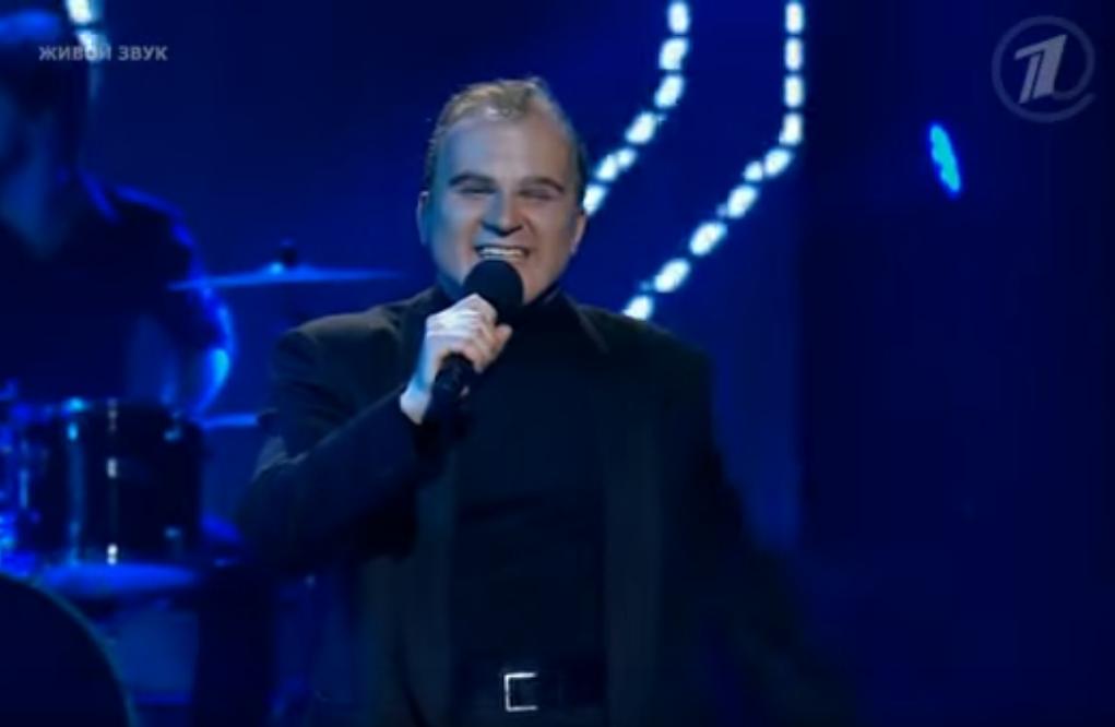 Интарс Бусулис. Фил Коллинз — «I can`t dance»