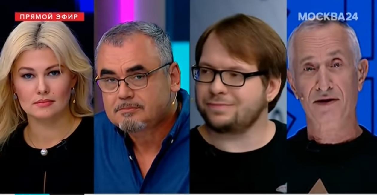 Александр Панчин vs Доктор Попов