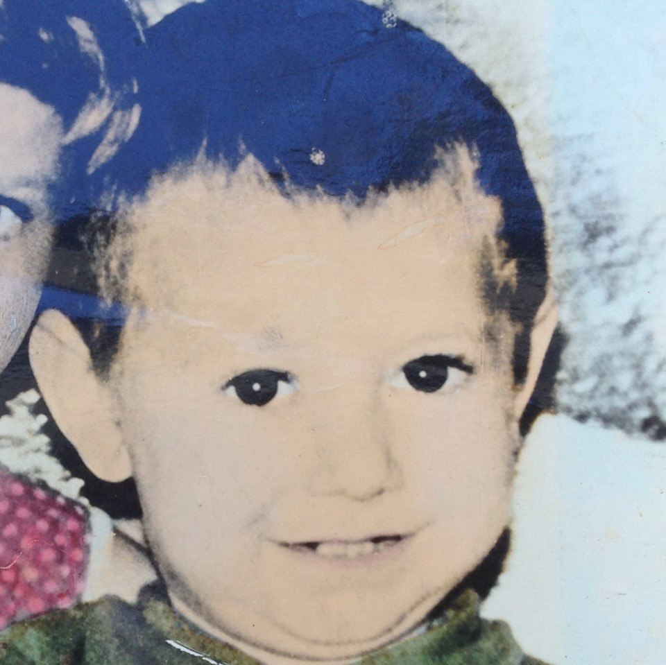Фирдус Тямаев в детстве