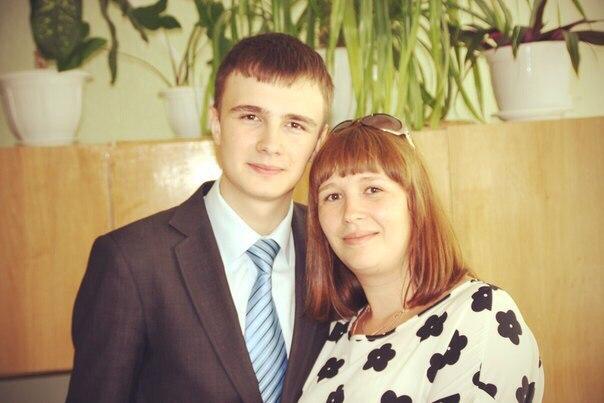 GUT1K с мамой