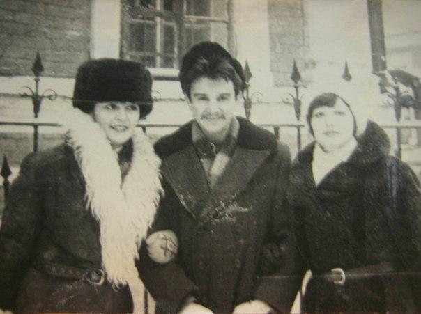 Хания Фархи в молодости