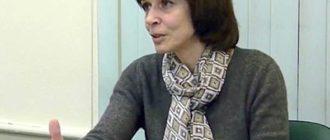 Писатель, публицист, религовед Ольга Четверикова, ее биография и факты из жизни.