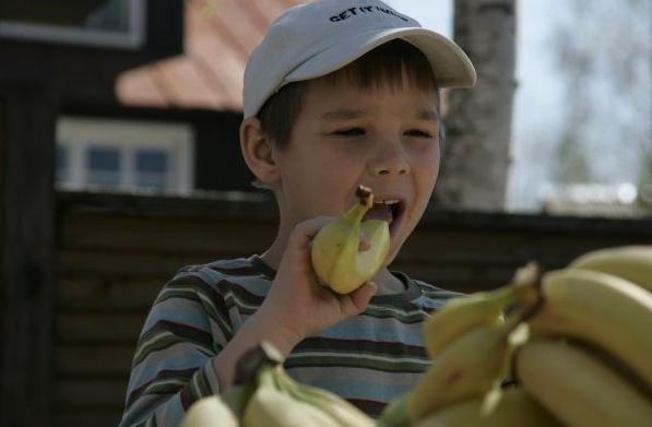 Никита Донцов в детстве