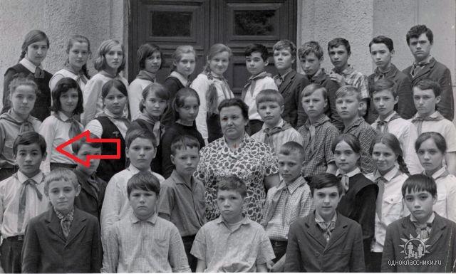 Олег Парастаев школьные годы