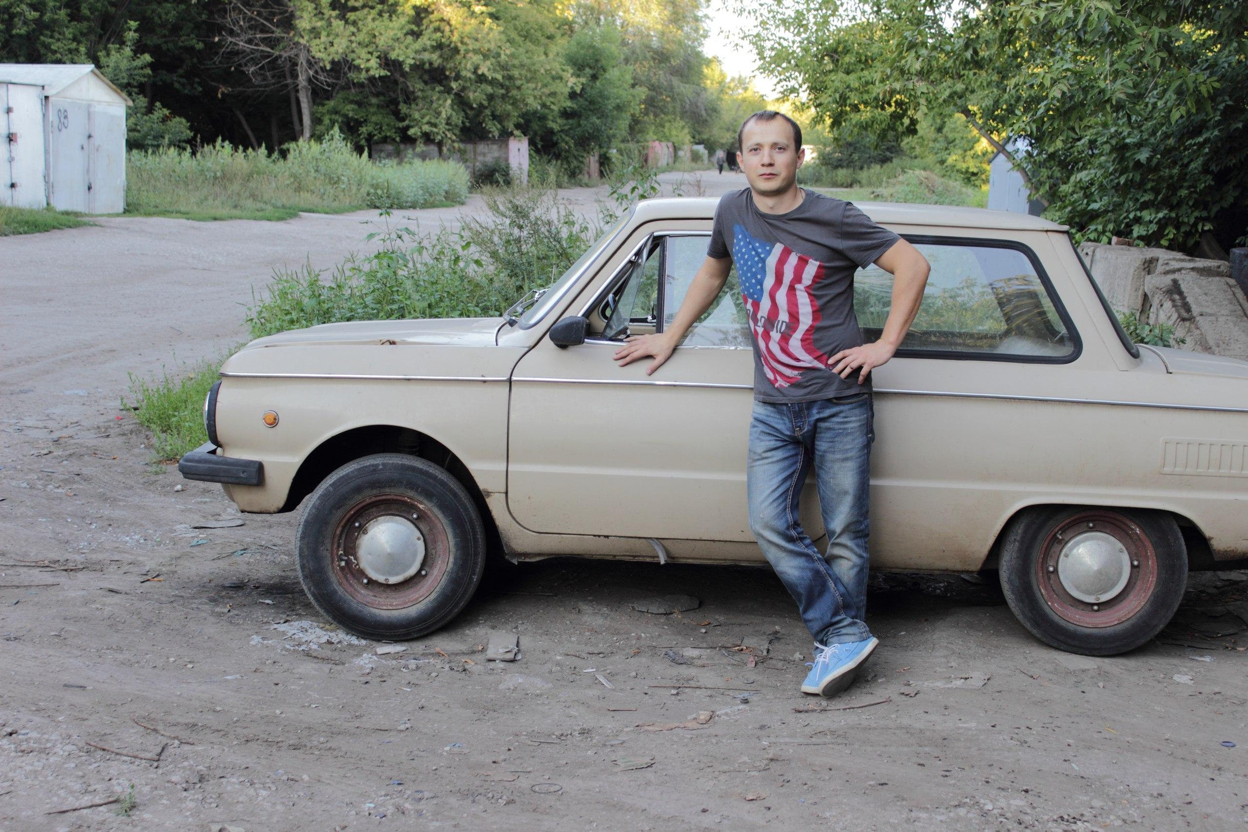 Андрей Водонаев: биография блогера
