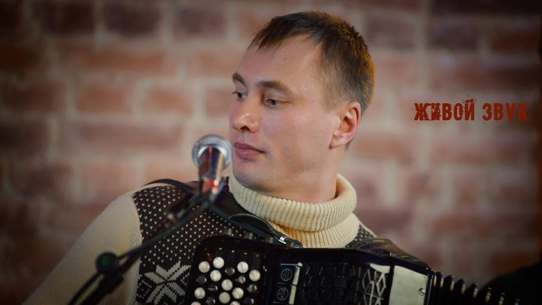 Семен Жоров: биография баяниста