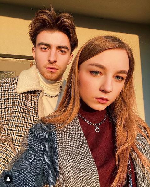 Яна Зенина и Егор